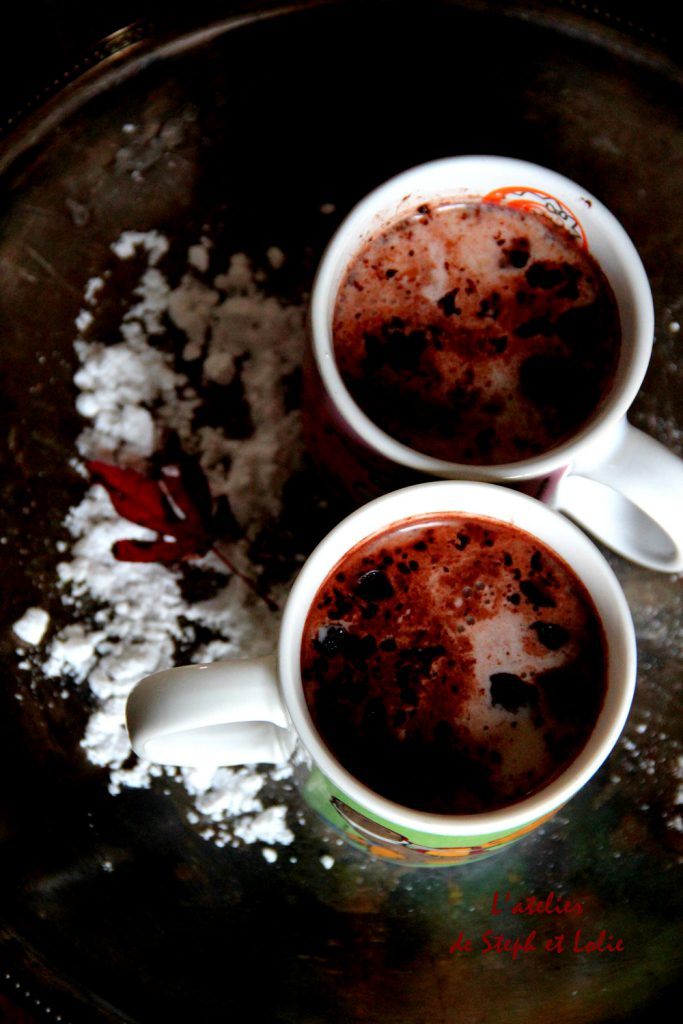 photo chocolat chaud