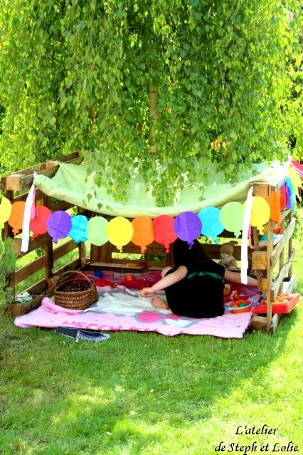 cabane au fond du jardin l 39 atelier de steph et lolie. Black Bedroom Furniture Sets. Home Design Ideas