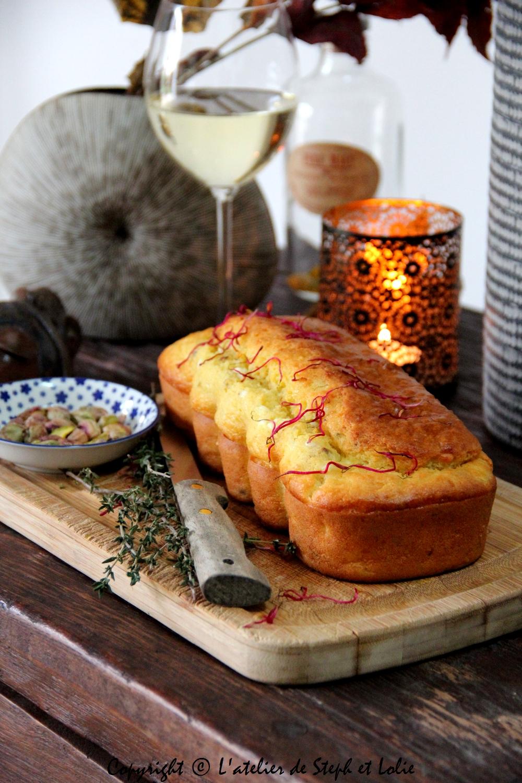 Cake feta pistache cap cuisine2