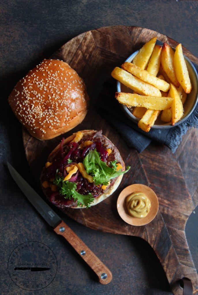 Burger-boeuf